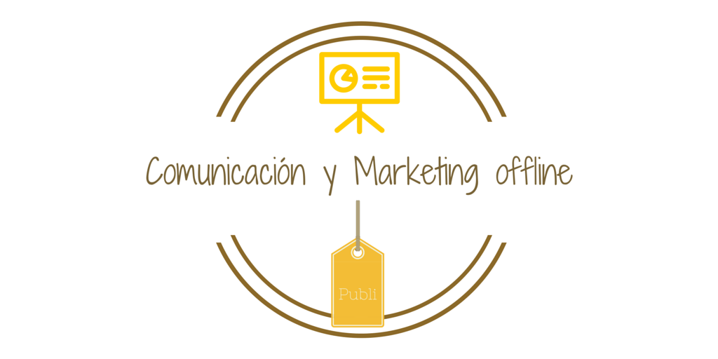 Servicio 3 Comunicación y Marketing offline