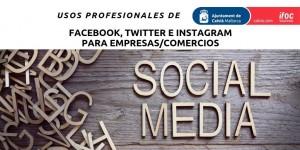USOS PROFESIONALES FB TW IG EMPRESAS Y COMERCIOS